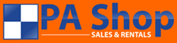 PA Shop Logo Orange