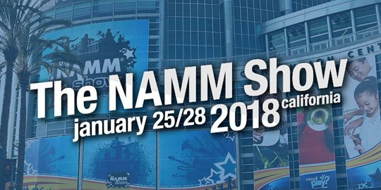 New from NAMM 2018