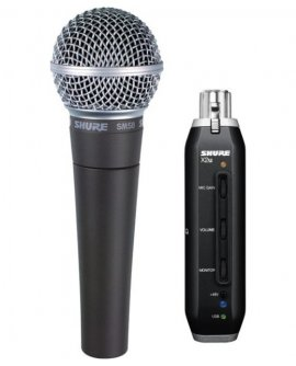 shure sm58 lc canada 39 s pro a v stage studio store. Black Bedroom Furniture Sets. Home Design Ideas