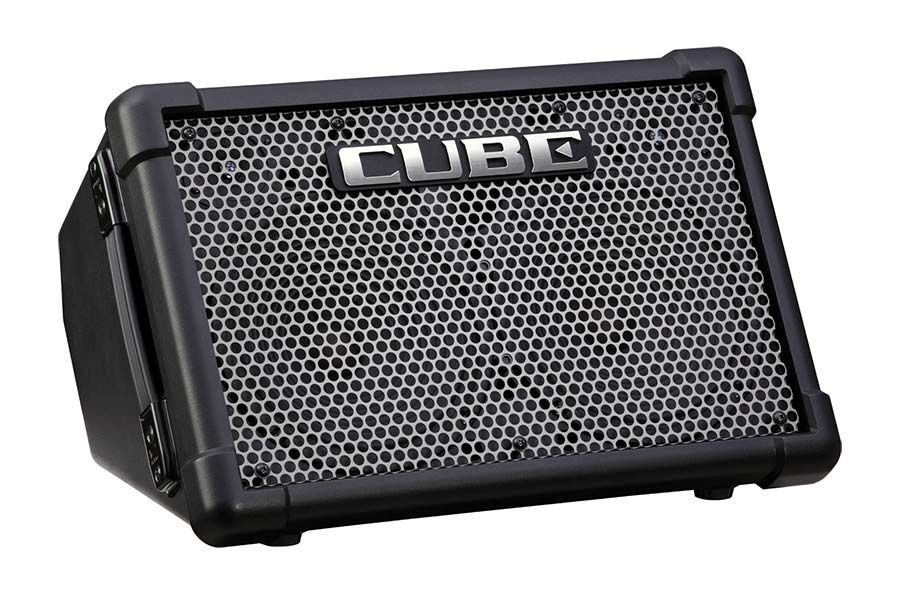 Roland ST CUBE-EX 4 Channel battery-powered amp//PA w// COSM and i-Cube Link