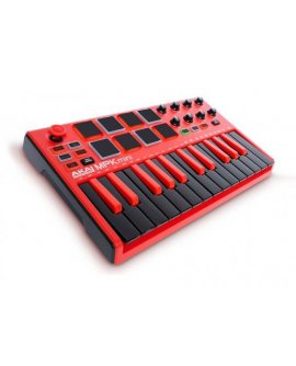 Akai MPK MINI Mk2 (Red)