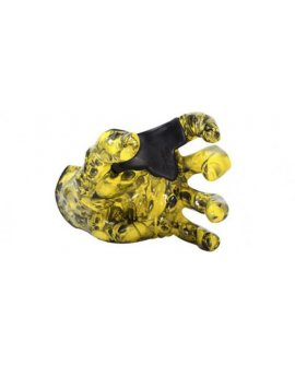 Guitar Grip Yellow Skullz (Left) Daily Special at PAShop.com